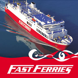 Fast Ferries - Ferry Tickets Online