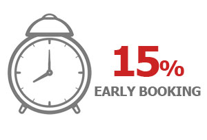 Anek-Superfast 2015 – Early Booking Discount
