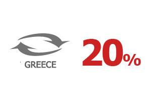 Grimaldi Lines 2018 – 20 % Retour Korting Griekenland