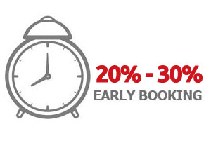 Ventouris Ferries 2016 – 20% / 30% Vroegboekkorting (Early Booking)